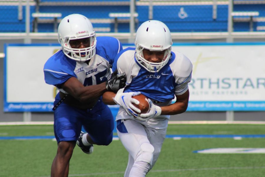 Football Goes For Back-To-Back NEC Championships