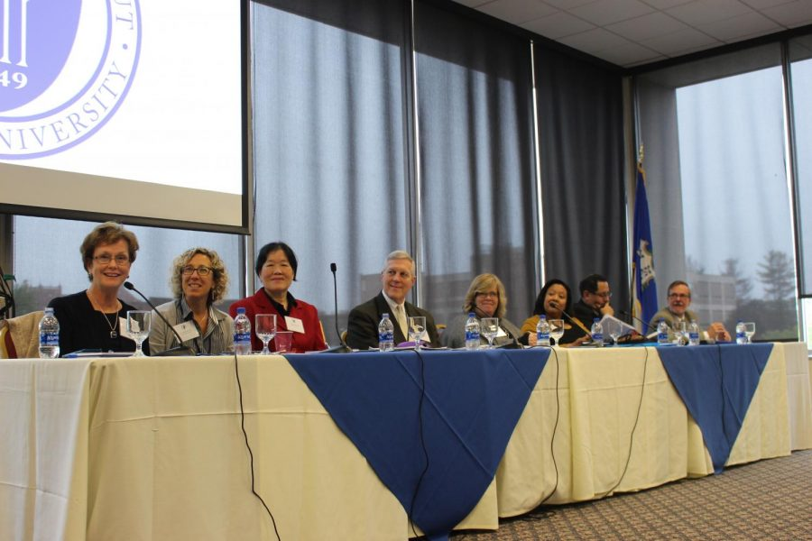 Students To NEASC: 'We Love CCSU'