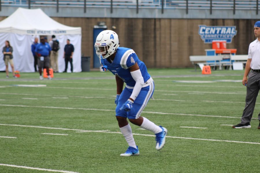 Bagley Brings Newfound Leadership And Unselfishness To CCSU Football