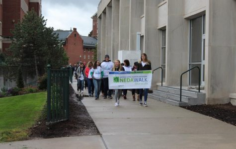 NEDA Walk Brings Hope To Central