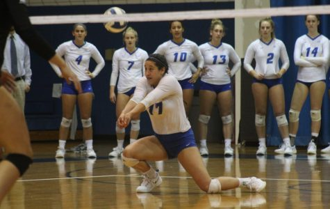 Volleyball Drops Crucial Match To Bryant