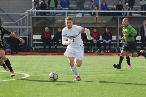 Men's Soccer Shutout In Season Opener