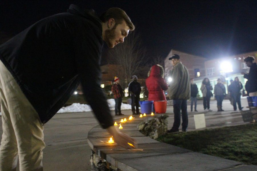 Vigil And Rally Held For Lost Transgender Lives