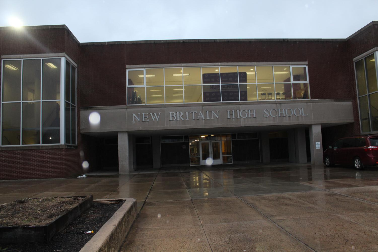 New Britain High School was under lockdown after a suspected shooter was on campus in early November.