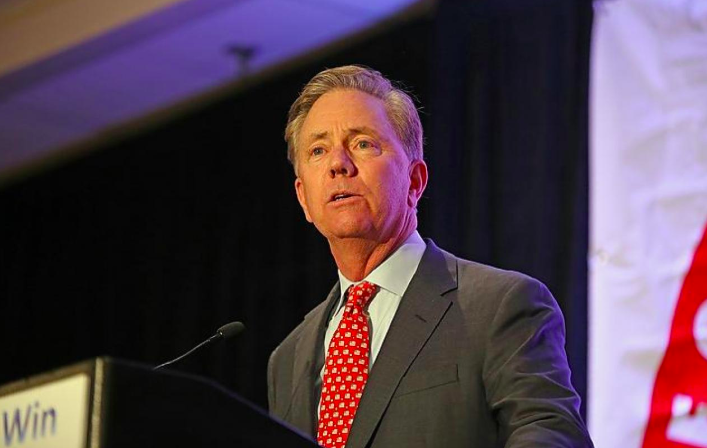 Ned Lamont Takes Governorship
