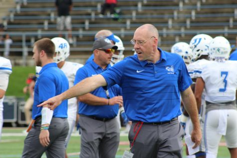 Aaron Winchester Embraces New Football Journey At CCSU