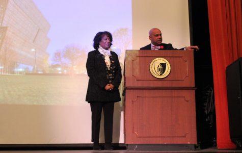 Smithsonian Director Spotlights Black History, Culture At CCSU Talk