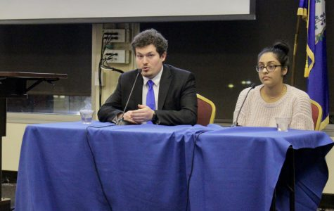 SGA E-Board Candidates Debate For A Win