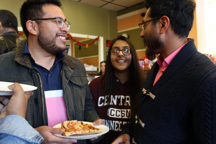 Student Exploring Run For City Office