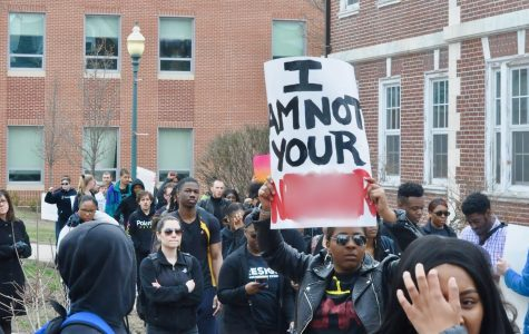 Silent Rally Speaks Volumes Across Campus