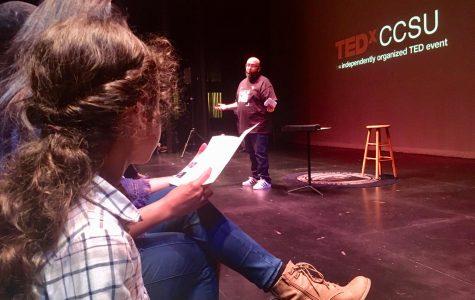 TedxCCSU returned last week with speakers like Bronx Principal Luis Torres.