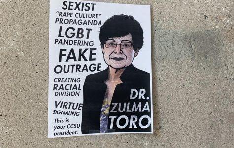 Anti-Toro Posters Found On-Campus
