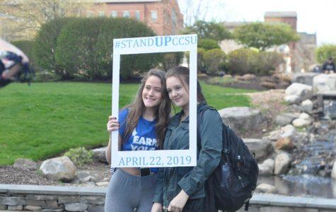 CCSU Stands Up To Sexual Assault