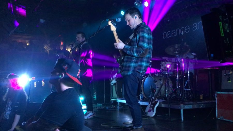 Balance and Composure perform one of their final performances as a band in Boston.