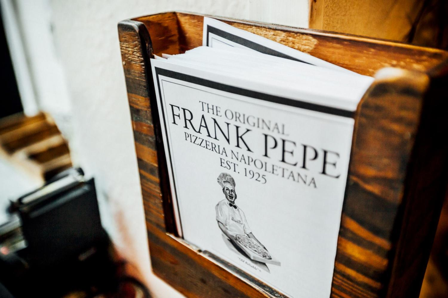 World-Famous Pizzeria Frank Pepe's co-owner is found o be Pro-Trump.