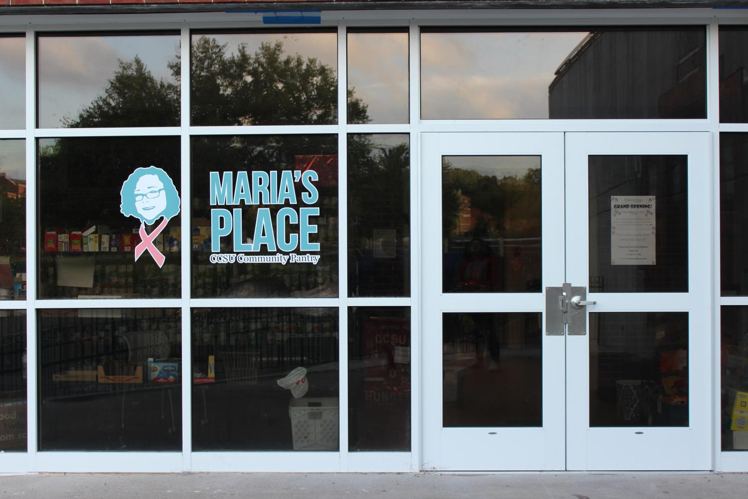 Maria's Place offers assist to Central students, faculty and staff without question.