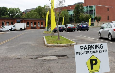 New Year, New Parking System for CCSU