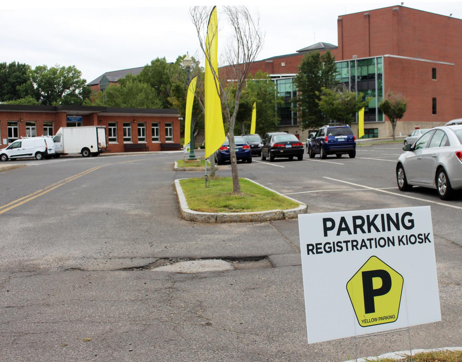 Central's new parking system has been met with mixed reactions.
