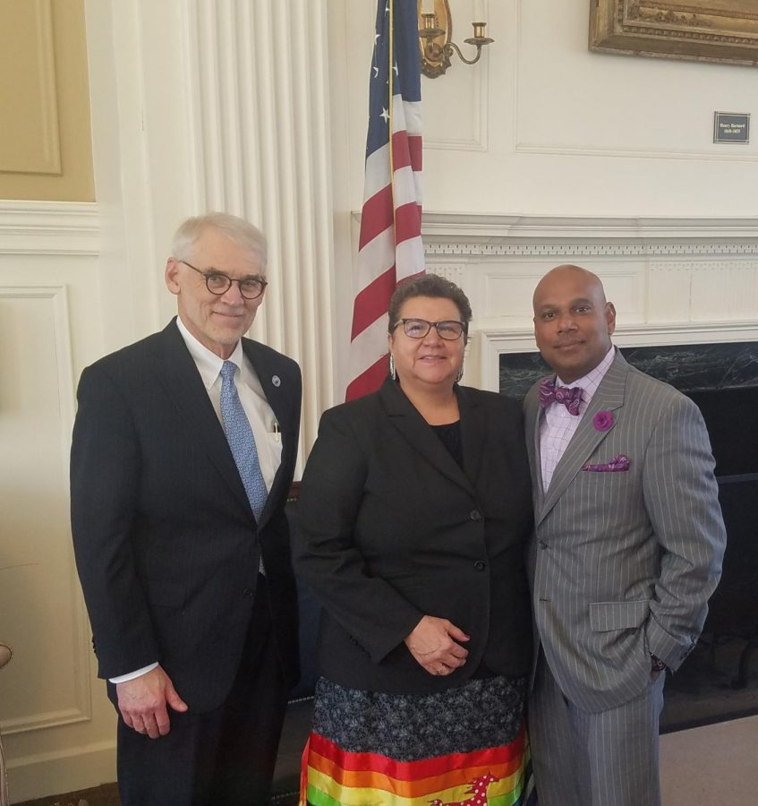 Civil Rights Speaker Sparks Conversation On Indigenous People