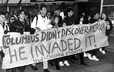 Columbus Day Is Not A Holiday