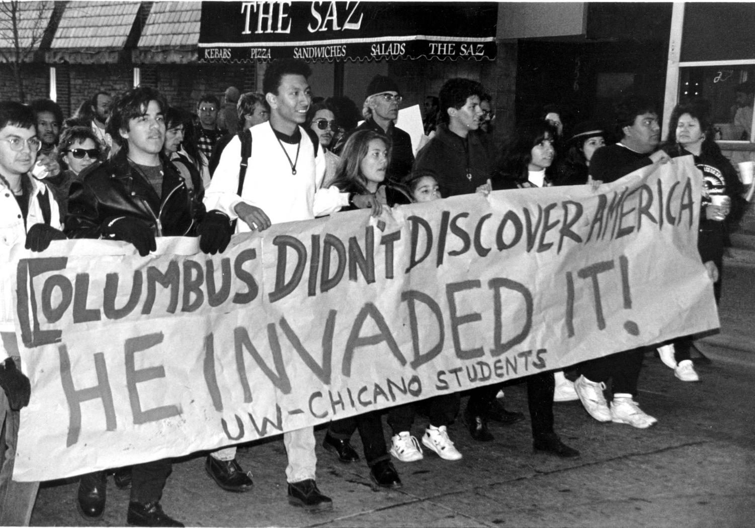 Some states have opted out of celebrating Columbus Day.