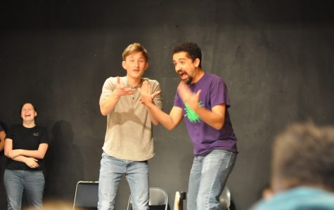 Improv Group 'Schlock' Takes To The Stage