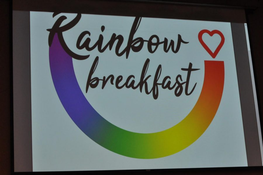 The+3rd+annual+CCSU+Rainbow+Breakfast+took+place+on+National+Coming+Out+Day