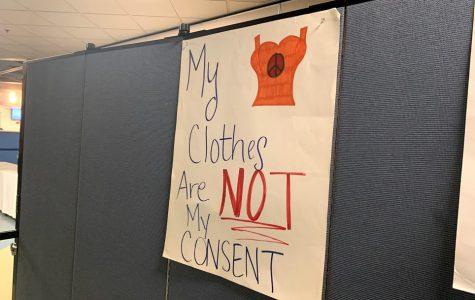 Walk Of No Shame Brings CCSU Community Closer