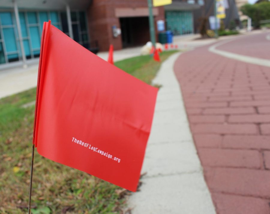 The Red Flag Campaign is back at CCSU.