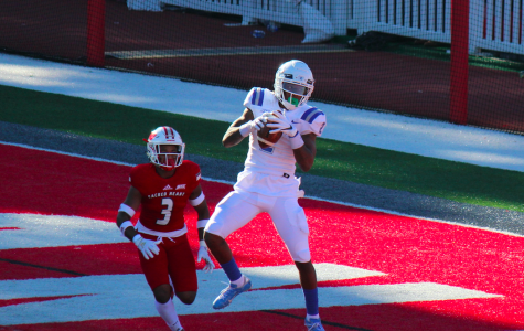 Football Dominates Conference Opener On The Road