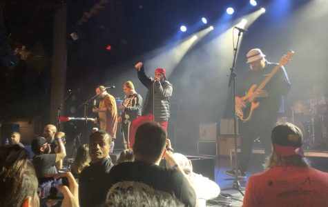 The Wonder Years performed as the band Limp Bizkit.