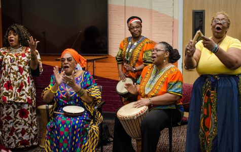 Center For Africana Studies: The Drumbeat Of Central