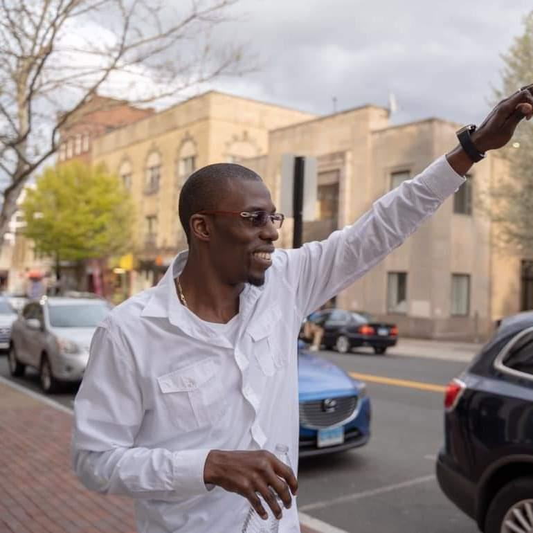 Deivone Tanksley is the only Independent candidate running for New Britain mayoral elections.