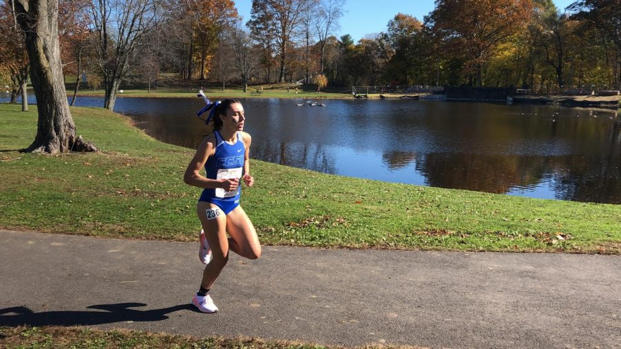 Cross Country Women Repeat As NEC Champs, Both Sides Bring Top Finisher