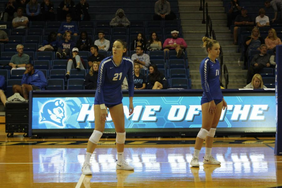 Volleyball Extends Win Streak To Five