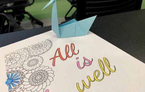 NAMI Folds Away Stress With Origami
