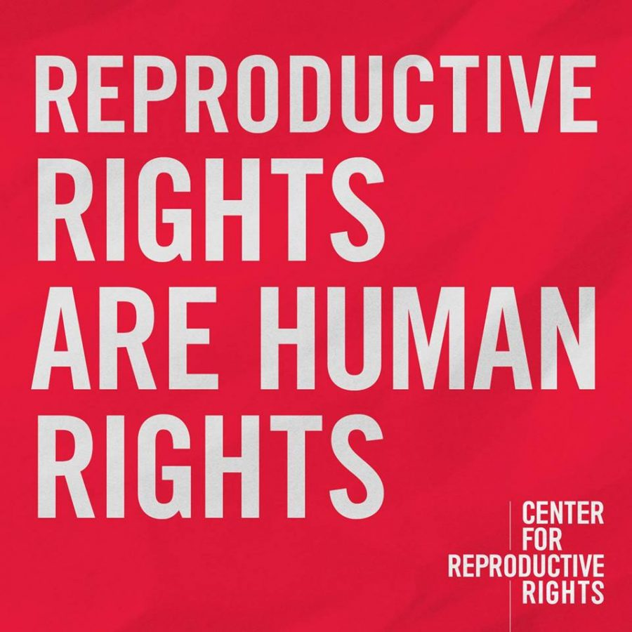 Women's Reproductive Rights Should Not Be Controlled By Men