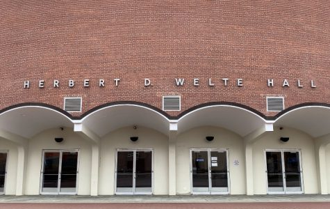 Welte Hall is the home of the Music Department, offering several classes and practice rooms for music majors and minors.