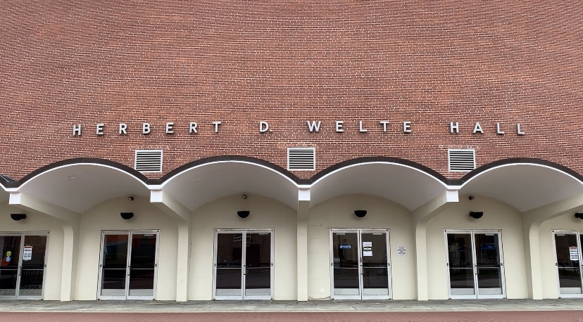 Welte+Hall+is+the+home+of+the+Music+Department%2C+offering+several+classes+and+practice+rooms+for+music+majors+and+minors.