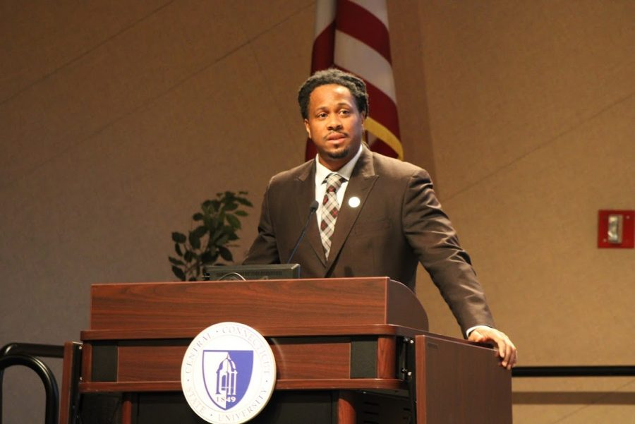 CCSU Alum Honors The Successes Of M.L.K Jr. And His Wife At Annual Breakfast