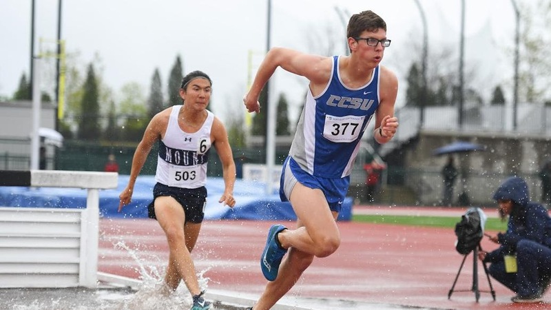 CCSU earned 11 metals at the Ramapo College Season Opener on Friday, Jan. 17 in New York, NY.