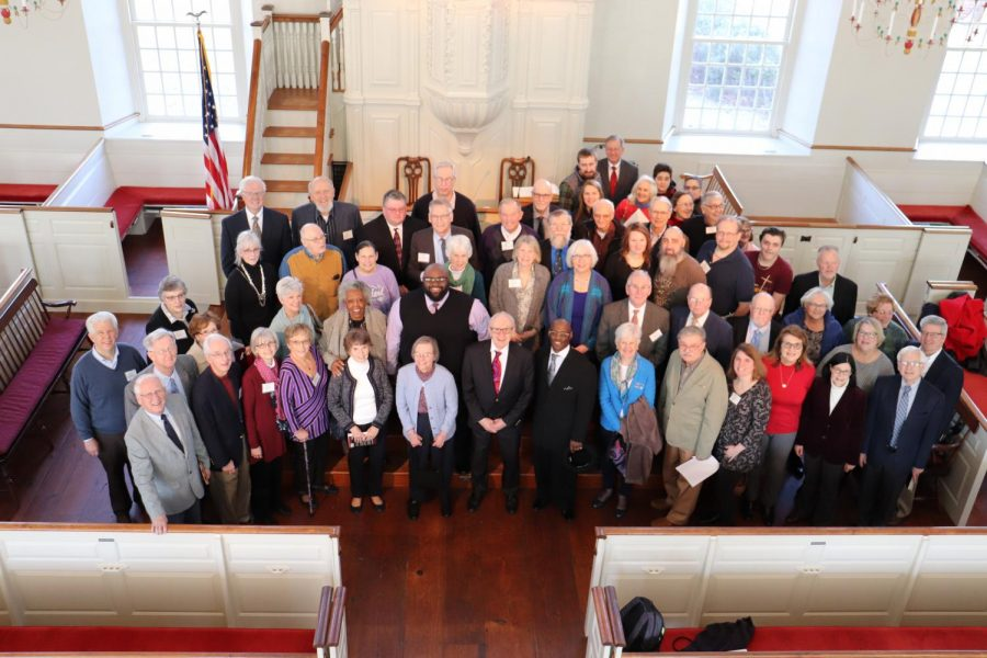 Seventeen churches have gathered to support Dukes through the Justice4Dukes Coalition.