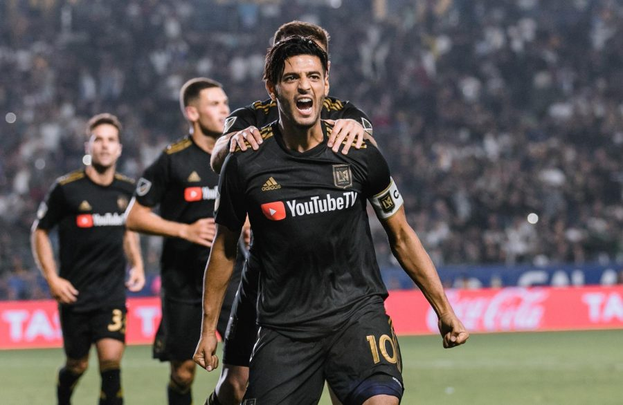 Carlos Vela (pictured above) was the league's Most Valuable Player in 2019 and is one of the favorites to repeat.