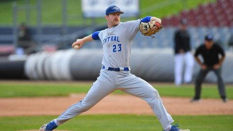 CCSU baseball wins series against Bethune-Cookman with two shutout victories.