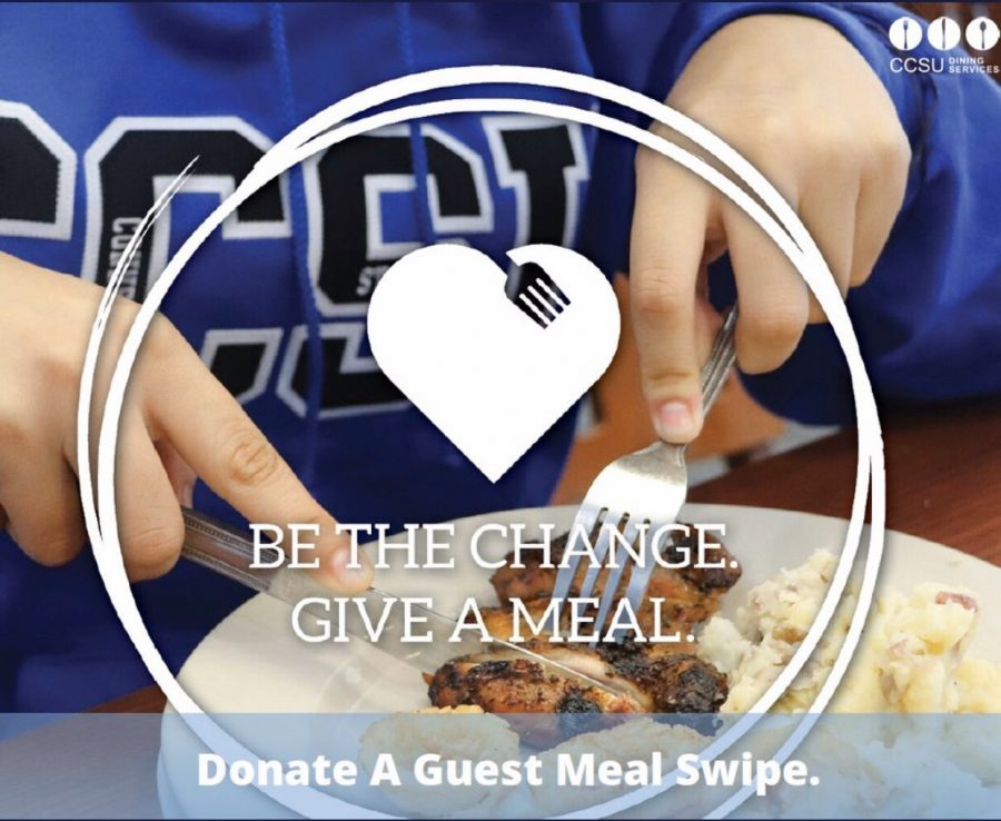 The campaign lasted all February in order to combat food insecurity on college campuses