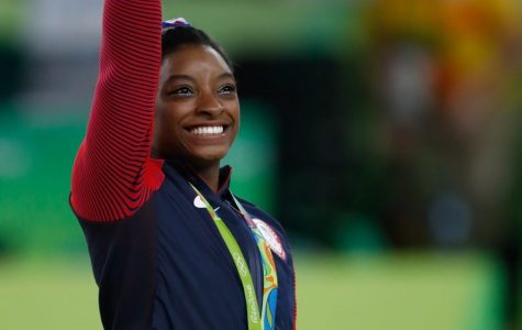 Simone Biles is one of many elite athletes debating if they should compete in the 2021 Olympic Games.