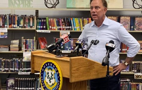 Governor Ned Lamont is asked to re-evaluate state budget after COVID-19.