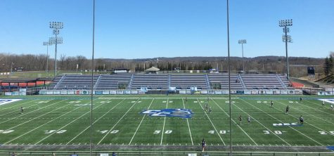 With no football season, CCSU is losing out on roughly a third of revenue.