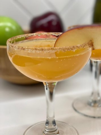 Recipe: Apple Cider Mimosa