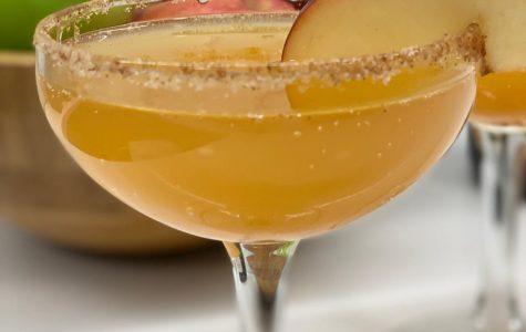 Recipe: Apple Cider Mimosa